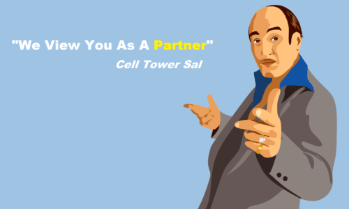 Why A Cell Tower Lease Is Not A Partnership