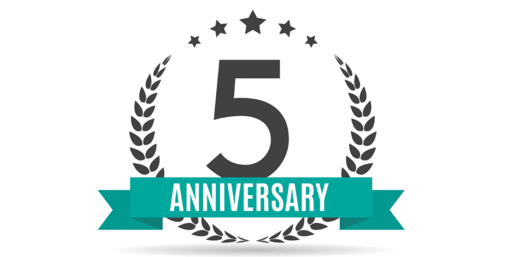 5 year anniversary Airwave Advisors