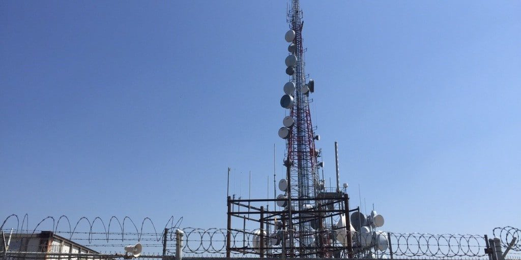 SAC Wireless Cell Tower Lease
